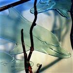 [按客户要求订做]家居客厅屏风玻璃 客厅屏风玻璃 艺术玻璃屏