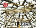 上海圆博专业制作玻璃采光穹顶玻璃阳光穹顶个性定制