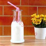 玻璃婴儿奶瓶奶茶瓶