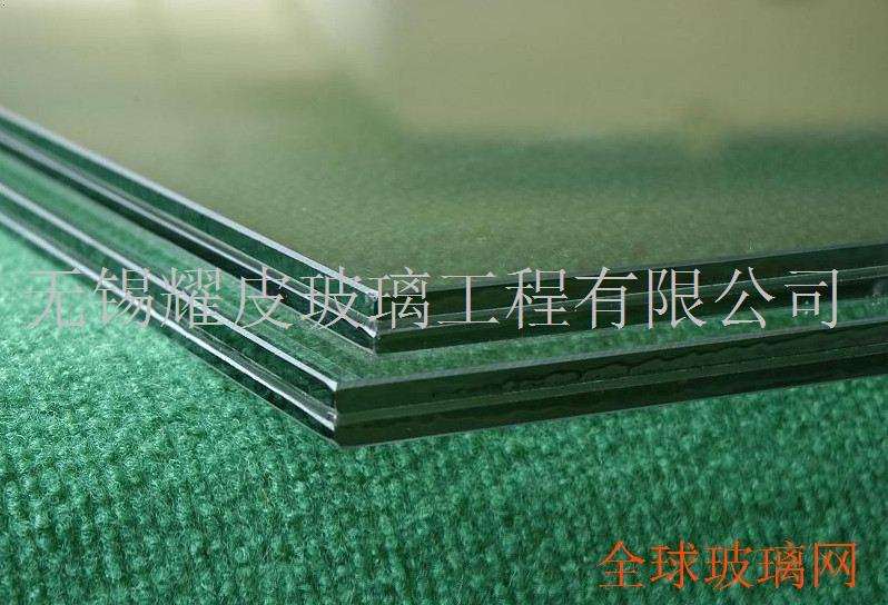 超大超宽型夹胶玻璃