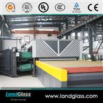 兰迪玻璃钢化炉设备