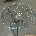 LED发光玻璃桌子生产厂家