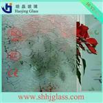 厂家直销压花玻璃,花型多,规格齐全