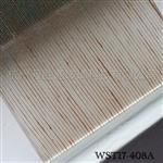 银色线条麻丝夹丝材料