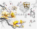 中堂--玉树临风