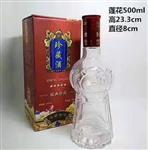 白酒瓶包装图片 白酒瓶包装设计