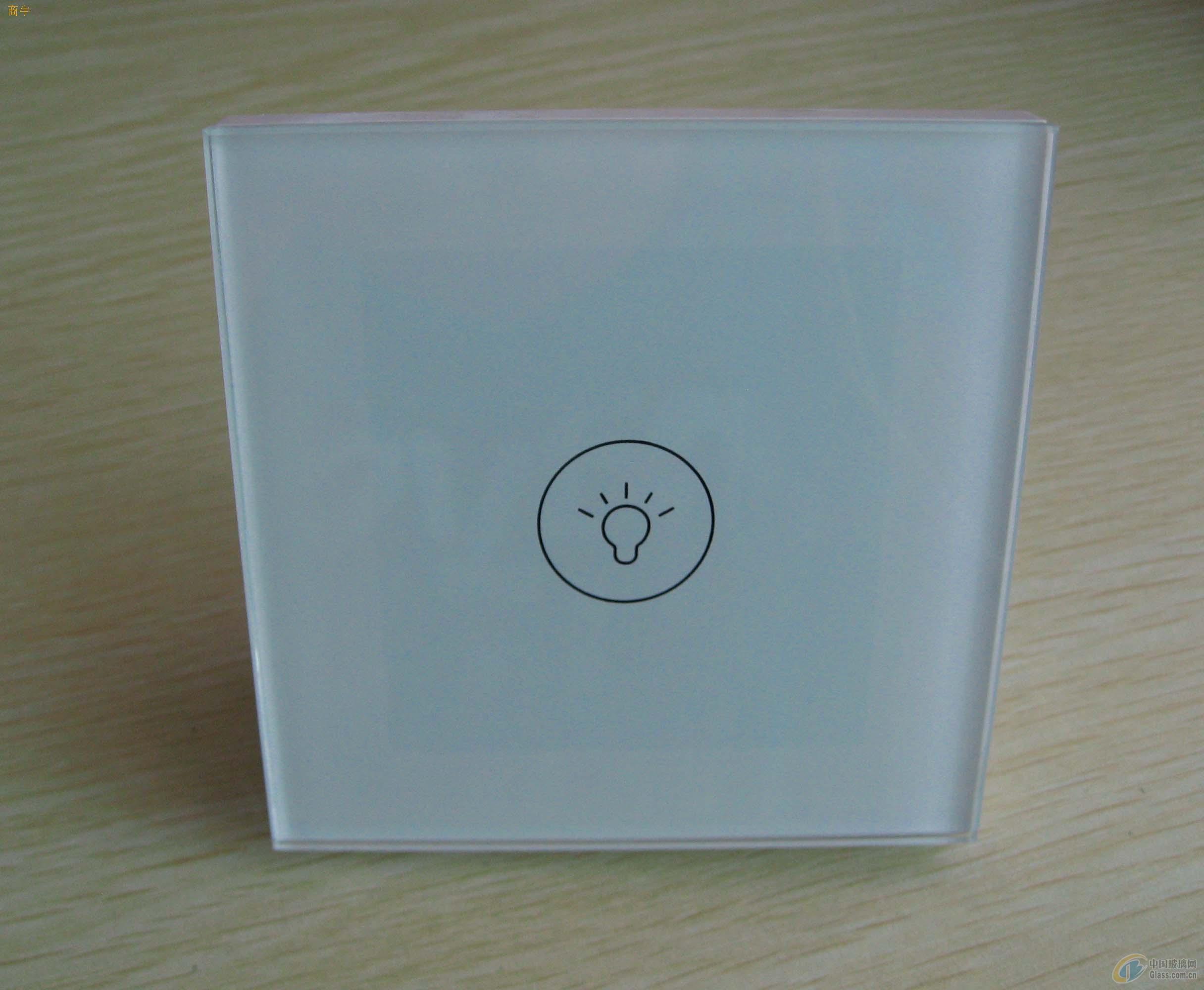 光学电子钢化玻璃