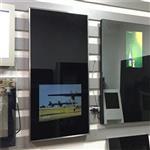 防水镜面电视玻璃