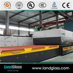 强制对流玻璃钢化炉|小型钢化设备