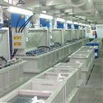 手动电镀生产线