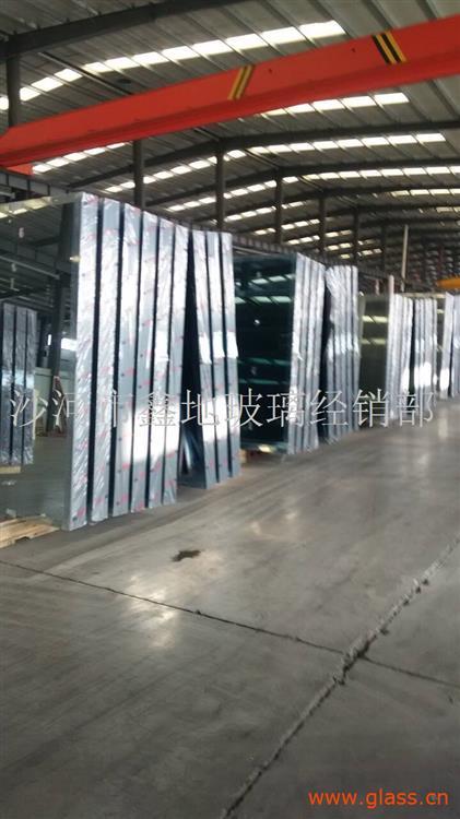 大板镀膜玻璃原片