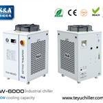 S&A water chiller CW-6000 with 3KW cooli