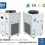S&A industrial water chillers CW-6300