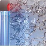 玉沙三角洲压花玻璃 尼罗河压花玻装饰玻璃 艺术玻璃 窗户玻璃