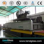 水平玻璃钢化设备 兰迪钢化炉