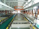 全自动天井式电镀生产线
