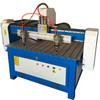 一拖二雕刻机 全自动CNC精雕机 金属模具立体浮雕机木工雕刻