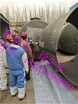 鋼管除銹噴砂機
