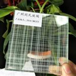夹丝玻璃大量供应