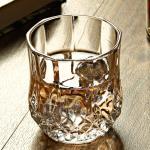 朗旭2017年热卖透亮玻璃杯威士忌酒杯