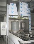 大型液压系统零部件喷淋清洗机