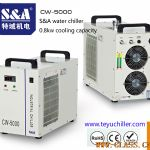 S&A compact laser chiller for visual ori