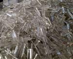 高硼硅碎玻璃厂家直销