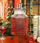 延边玻璃瓶工厂—延边玻璃酒坛—延边人参酒坛瓶