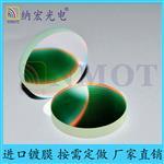 玻璃测量595nm窄带滤光片,带宽4nm