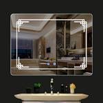 LED智能防雾镜   化妆镜