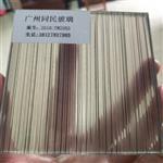 广州供应夹丝玻璃 夹绢丝玻璃 夹布玻璃