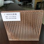 厂家供应夹金属玻璃 夹丝玻璃 加工定制
