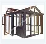 長沙玻璃陽光房隔熱門窗陽光房廠家