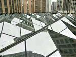 陕西玻璃采光顶(雨篷)设计安装