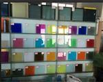 供应各种彩色pvb胶片