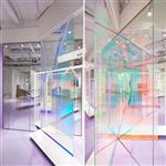 广州厂家直销幻彩玻璃 变色炫彩玻璃 特种玻璃