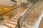 澳门银河酒店超白玻+超白热熔玻璃