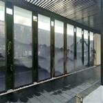 同民夹山水画玻璃 移门屏风玻璃 山水画艺术玻璃