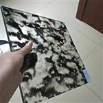 夹丝玻璃 夹膜玻璃 装饰隔断夹绢玻璃