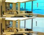 定制專業工程酒店衛浴智能調光霧化玻璃,5+5,6+6等厚度