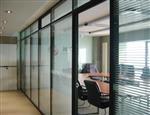 北京办公玻璃隔断,钢化玻璃10厘厚