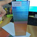 广州供应彩色渐变玻璃 移门渐变玻璃