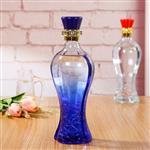 嵩明白酒瓶550ml-港口白酒瓶750ml-三七角玻璃瓶
