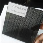 夹丝玻璃 夹绢丝玻璃 广州同民专业定制