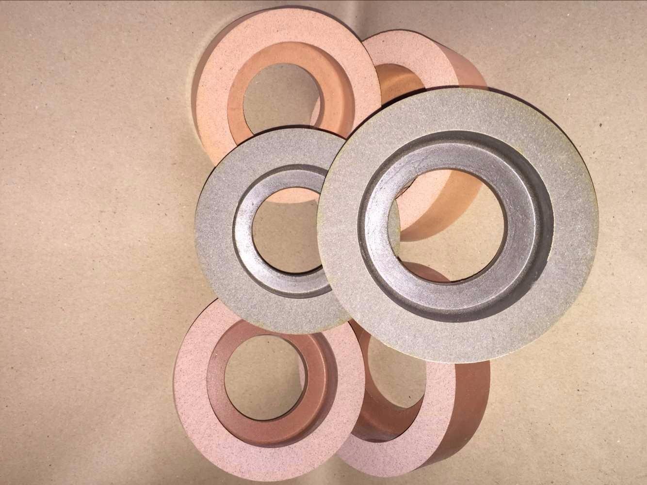 玻璃机械设备配件磨轮斜边轮