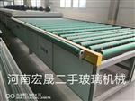 出售九成新深圳臻兴全自动丝网印刷机2500*5000