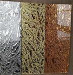 冰花玻璃的特点与用途