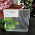 夹丝玻璃 夹绢玻璃 夹布玻璃 夹画玻璃 同民5+5厘钢化夹丝
