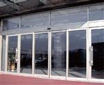 玻璃门种类 西安玻璃感应门厂家