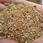 优质海砂 12mm 2-4mmh河南污水过滤用圆粒海砂